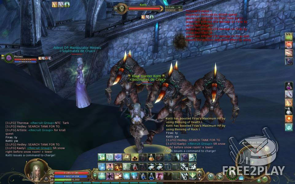 Aion Free2play Aion F2p Game Aion Free To Play