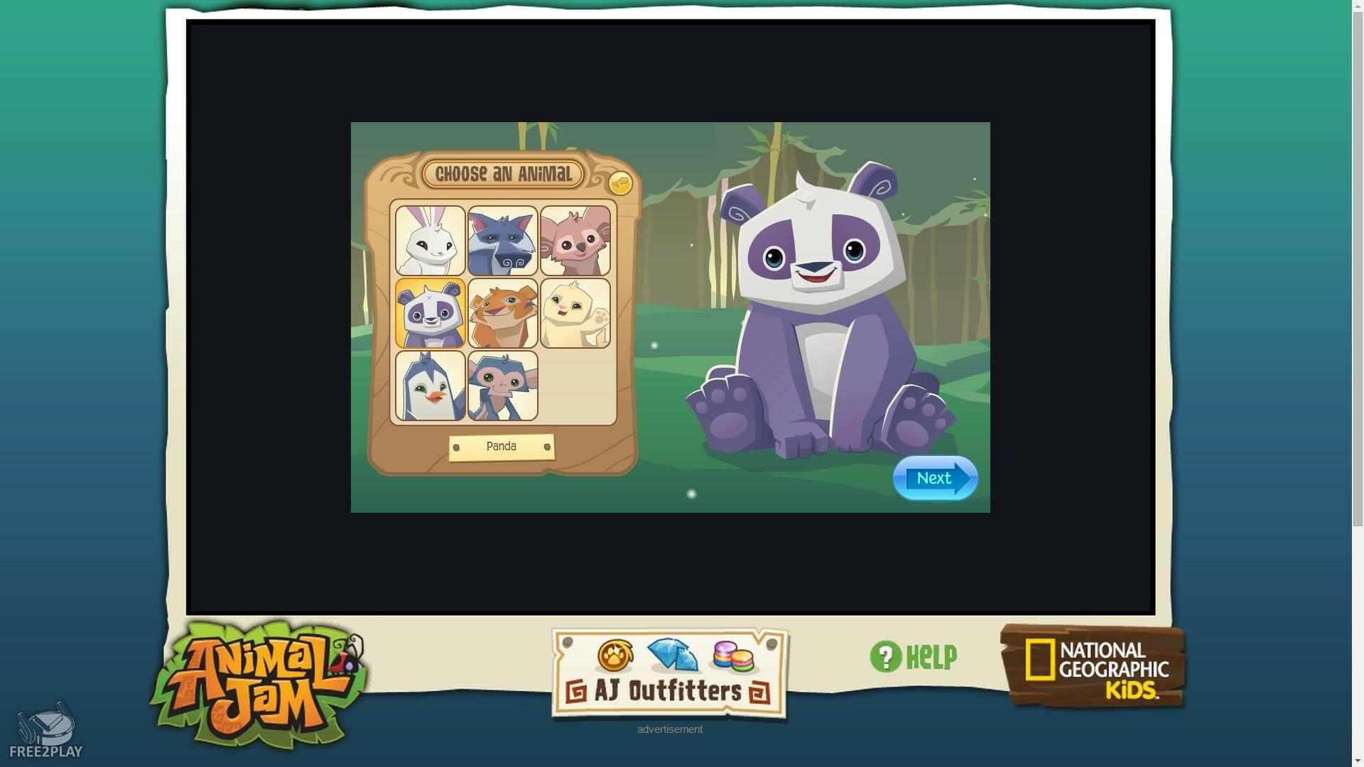 animal jam games for free