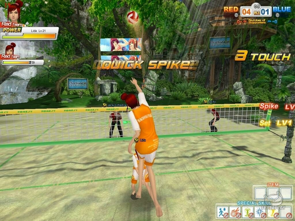 volleyball play online