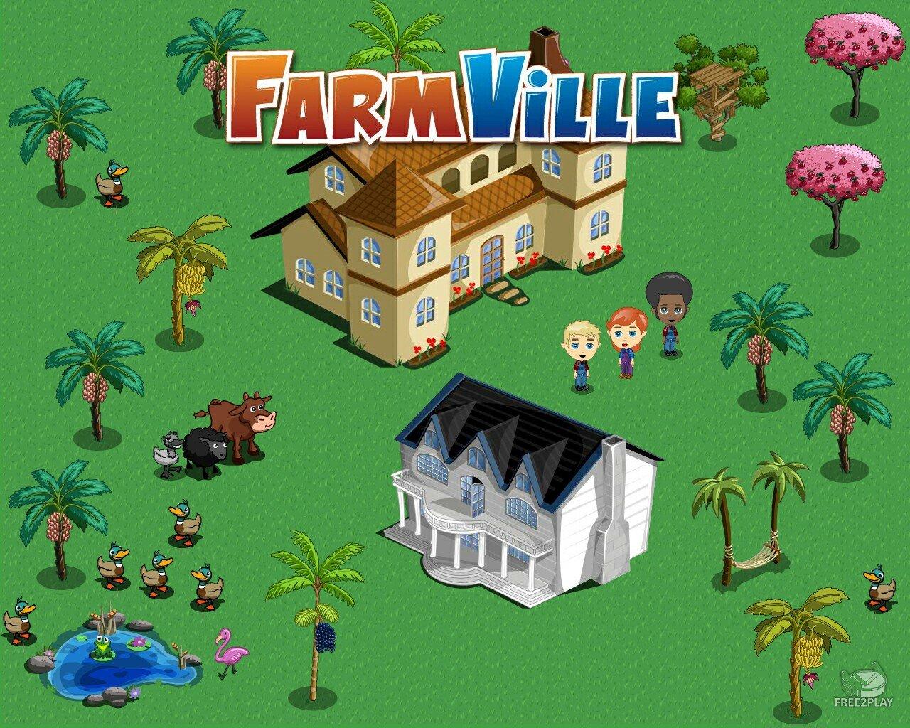 farmville online free