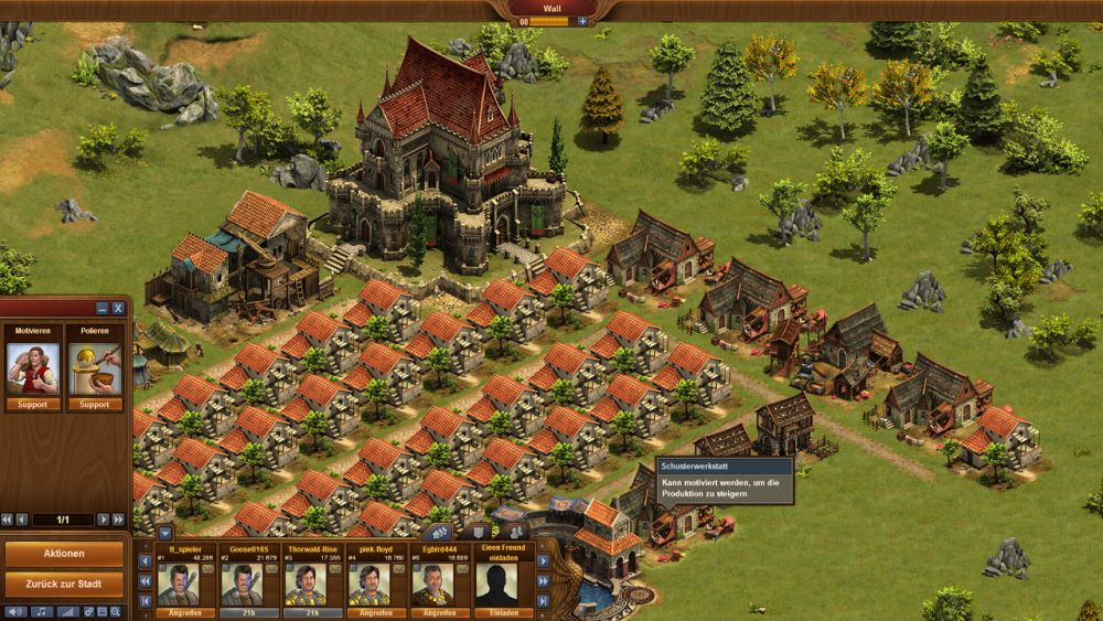 Forge of Empires Free2Play - Forge of Empires F2P Game, Forge of ...