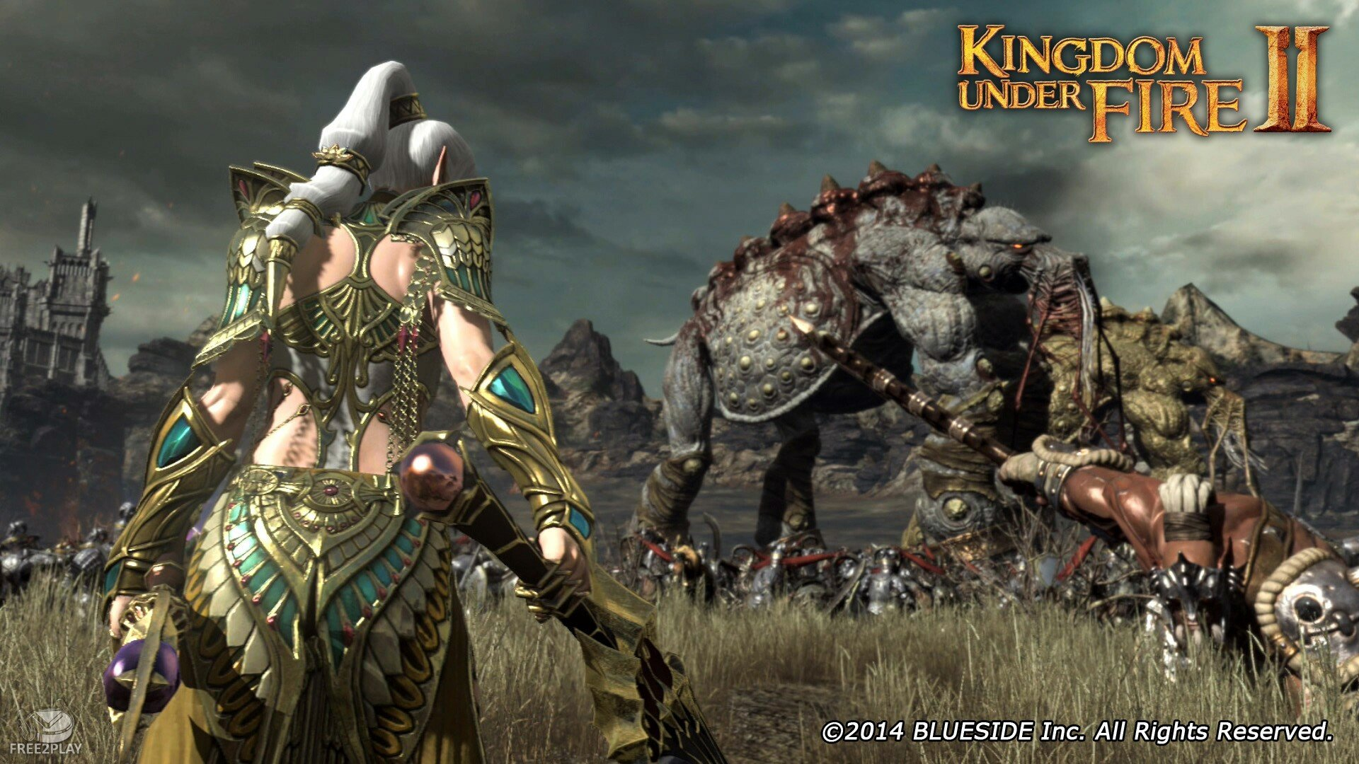 Kingdom Under Fire Screenshot