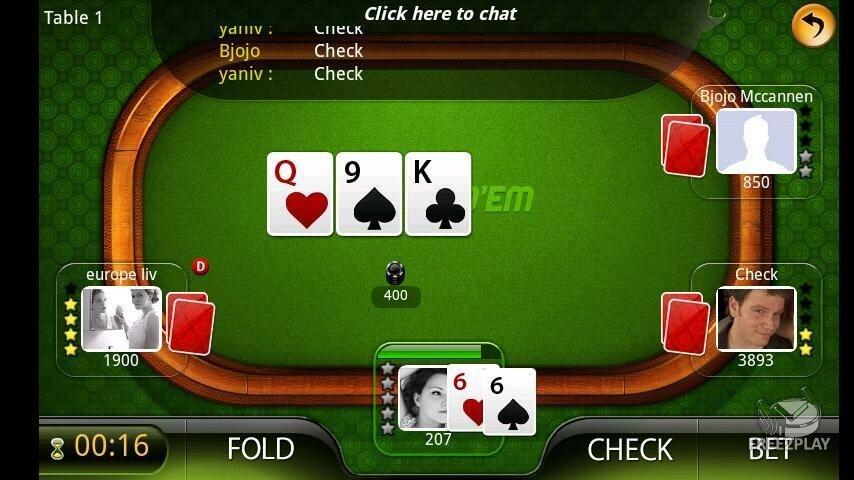 free holdem poker online reviews