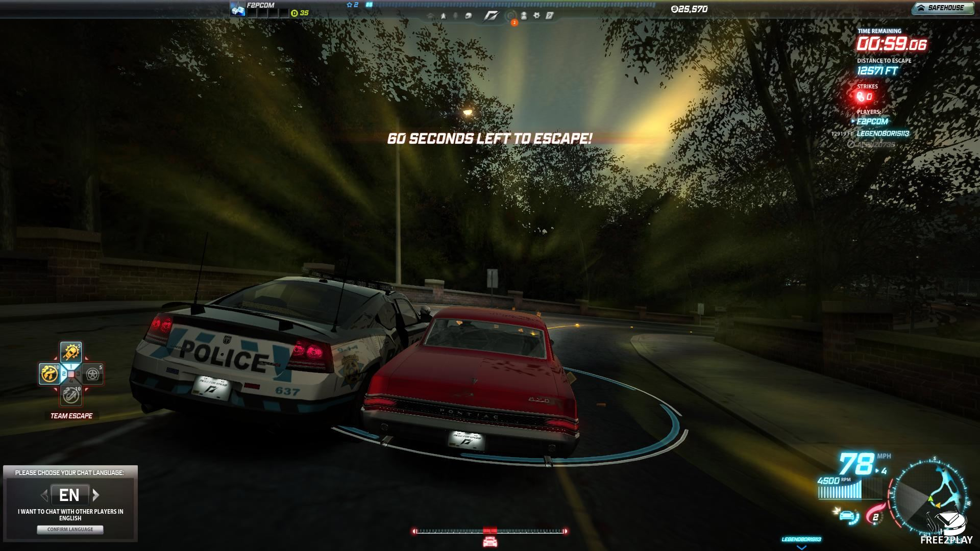 play need for speed free online