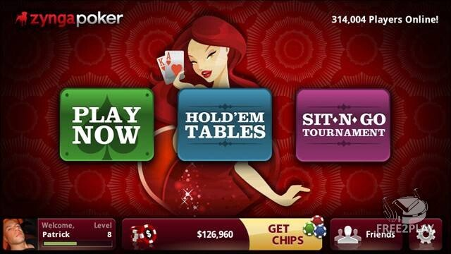 play real money texas holdem online