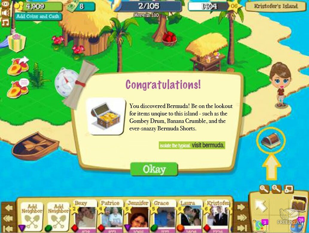 treasure island game online play