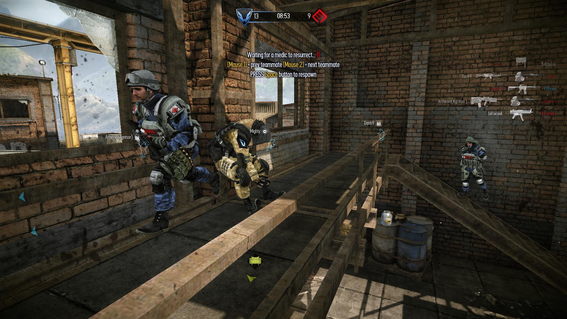 Warface Free2Play - Warface F2P Game, Warface Free-to-play