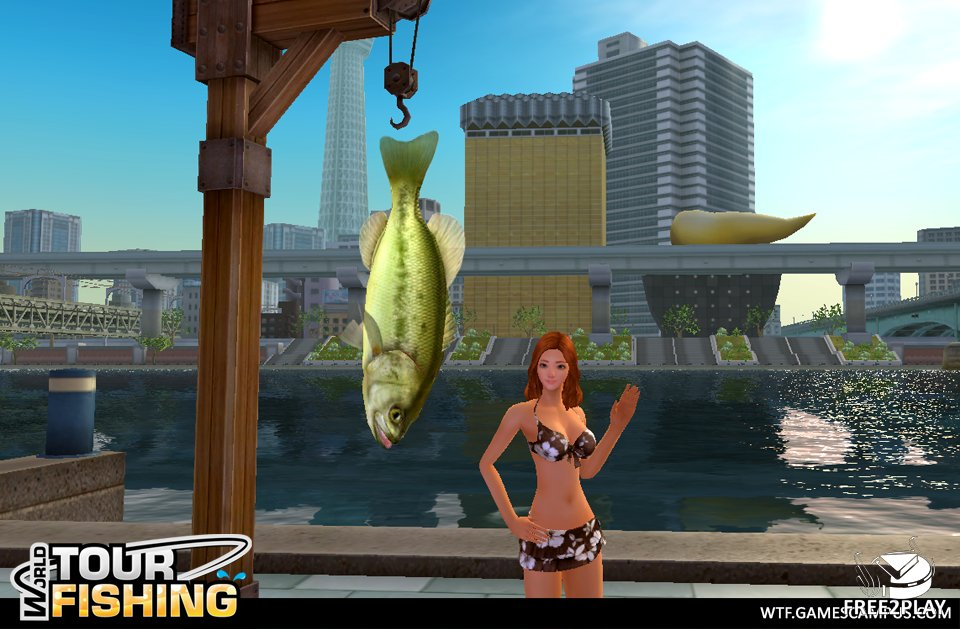 World tour fishing free2play world tour fishing f2p game for Fish world games
